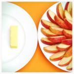 Kalorien Visualisierung Fotoserie