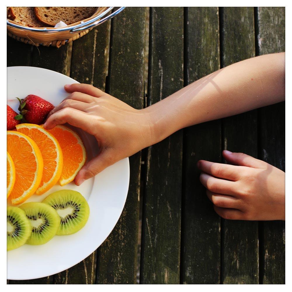 Eine ausgewogene Ernährung schlägt die Angst vor Aspartam.