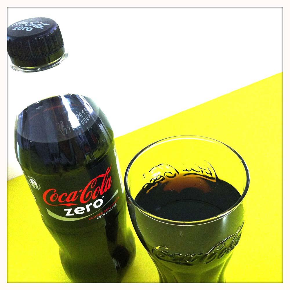 aspartam i cola zero