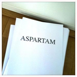 EFSA und Aspartam