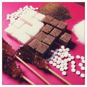 Welcher Süßstoff steckt in Kandisin?