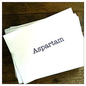 Ist Aspartam verboten?